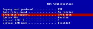 mellanox-flexboot-ipv6