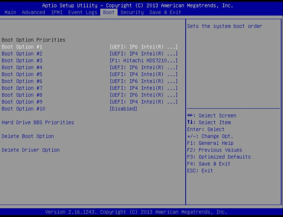 bryan wann :: binary fury » Blog Archive » UEFI PXE booting with